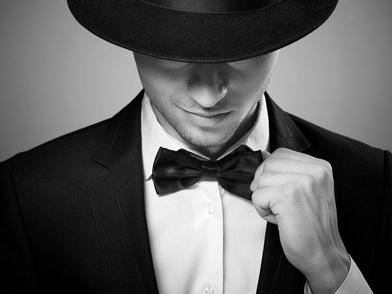 Zobacz eleganckie ubrania męskie